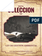 8. Ley de Gestion Ambiental