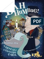 Bah Humbug Poster
