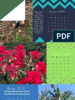 Seasons General Calendar