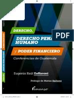 Derecho Derecho Penal Humano y Poder Financiero_zaffaroni