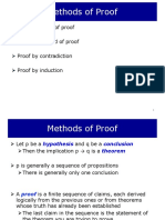 Topic3- Methods of Proof