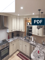 Kitchen Install from 3D Design6