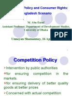 Competition Scenario Bangladesh