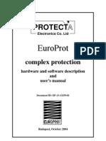 EuroProt Users Manual