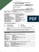 2018-08-06 18-023 Application (Rush University Medical Center)
