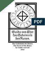 List, Guido von - The Secret of the Runes.pdf