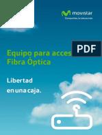 Instalación Equipo para acceso Fibra Óptica Askey HGU RFT3505VW.pdf