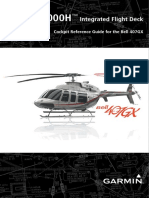 Garmin Bell 407gx w Sys Sw 1237 03 Cockpit Reference Guide 720924