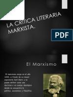 CRÍTICA-MARXISTA