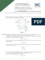 Ejercicios de Fuerza de Lorentz