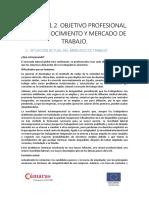 Autoconocimiento y Mercado de Trabajo