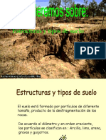 Estructura y Tipos de Suelo