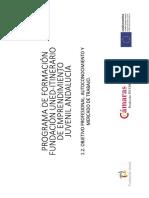 1.2. Objetivo Profesional. Autoconocimiento y Mercado de Trabajo PPT