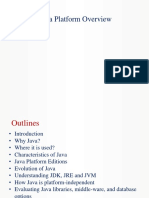 Java Platform Overview