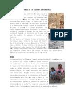 Historia de Los Idiomas de Guatemala