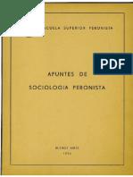 Apuntes de Sociologia Peronista - Escuela Superior Peronista.pdf
