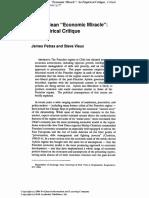 The Chilean Economic Miracle- an empirical critique (J Petras S Vieux).pdf