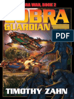 Cobra Guardian - Timothy Zahn