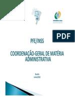 Aplicação de Penalidades Administrativas