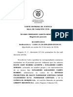 SC16690-2016 (2000-00196-01) Lucro Cesante de Menor de Edad