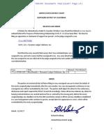 GGCC v Tezos 12/14/17 Related Case Order Baker case