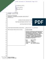 GGCC v Tezos 5/15/18 Dismiss Motion