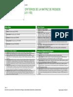 Criterios de Matriz de Riesgos.pdf