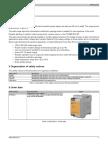 0PS1020.0 Powersupply, 1Phase, 24VDC, 2A -EnG_V2.11
