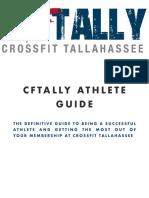 CFTally Membership Guide v4