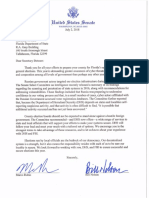 Nelson Rubio letter
