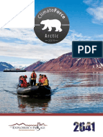 The Explorer's Passage - IAE-ClimateForce Arctic 2019 Itinerary