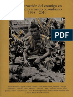 Angarita Et Al. - La Construcción Del Enemigo en El Conflicto Armado Colombiano
