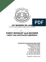 Labor Law_labor Law 2