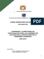 Compendio de Comunicación (2015)