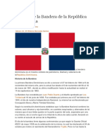 Historia de la Bandera de la República Dominicana.docx