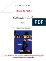 carlan calendar girl extrait 0