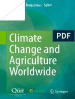 Climate Change and Agriculture Woldwide