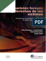 Desaparición Forzada y Derechos de Las Victimas