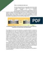 Efecto Del Area y Distancia CORROSIÓN GALVÁNICA