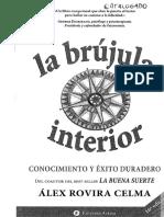 La Brújula Interior (Rovira Alex )