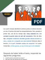 Los Cuatro Monjes