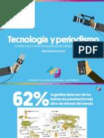 Conectividad y tecnologia, herramientas para periodistas en la era internet