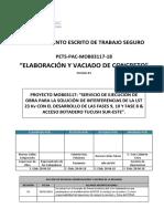 Pets-pac-mob03117-18 Elaboración y Vaciado de Concreto Rev.02