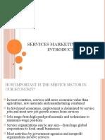 1.Services Mktg Introduction 28.10.09