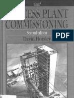 David Horseley - Commissioning