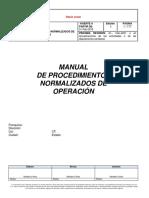 FS-MA-FR-01 Manual de Procedimientos Normalizados de Operación E-3 Feb 2018