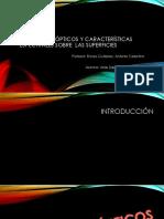 Unidad 3 ppt FENÓMENOS ÓPTICOS Y CARACTERÍSTICAS ESPECTRALES DE LAS SUPERFICIES