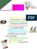 classroom rules1