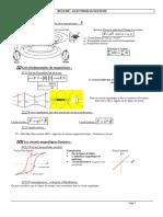 Resumé Electromagnetisme - Enicar