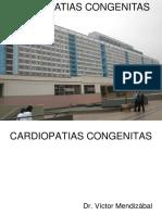 Cardiopatías No Cianóticas